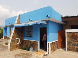 Jenali Guesthouse, Somanya (Asuogyaman附近)