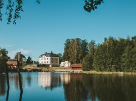 盛斯特雷姆斯卡庄园酒店, Ramnäs