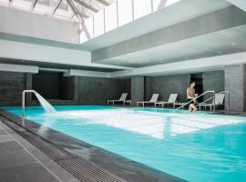 雷拉斯Spa谢尔西瓦尔多欧洲酒店