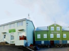 庭达斯托酒店, Sauðárkrókur