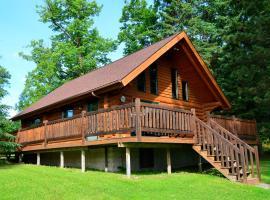 Deer lodge resort, Glendale (Voyageurs National Park附近)
