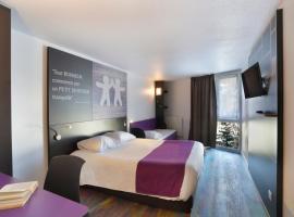 家庭套房布里安孔赛尔切瓦里耶酒店