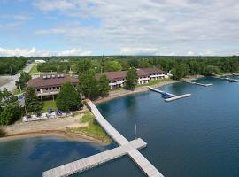 约会酒店, Fort Frances (Voyageurs National Park附近)