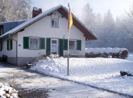 Ferienhaus Neukirchen 150W