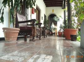 Hotel Spring, 危地马拉