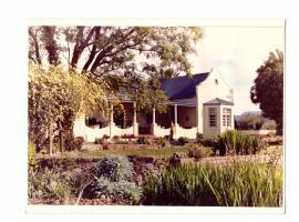 Roode Bloem Farm House, Graaff-Reinet