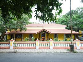 Surya Kiran Heritage Hotel,位于帕纳吉的酒店