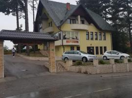 Motel & Restoran Lovačka Priča