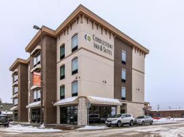 Cobblestone Inn & Suites at UW Stout Downtown Menomonie