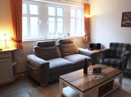 Inselresidenz Strandburg Juist - Wohnung 107 (Ref. 52044), 于斯德