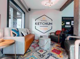 Hotel Ketchum, Ketchum