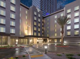拉斯维加斯市中心希尔顿惠庭套房酒店,位于拉斯维加斯的酒店