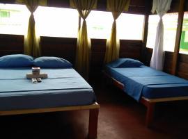 Hostel Restaurante Gamboa