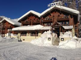 阿尔卑斯霍夫酒店, 上瓦尔德