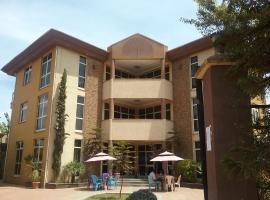 Mahlet Hotel, Wak'o (Gedeo附近)