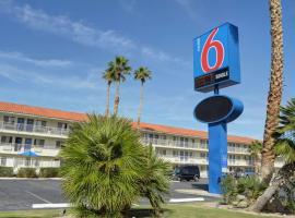 二十九棕榈6号汽车旅馆