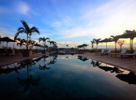 巴厘岛水明漾乌帕萨酒店