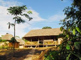 亚马逊海豚山林小屋