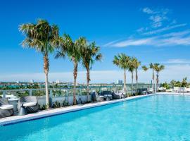 迈阿密海湾港口温德姆特瑞普酒店