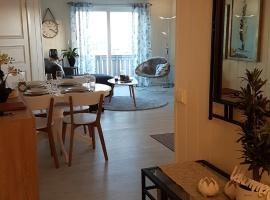 Tore Hunds Apartment