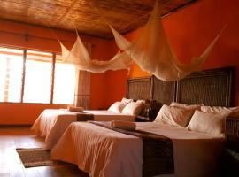 Lyawa Lodge, Sinazongwe (Binga附近)