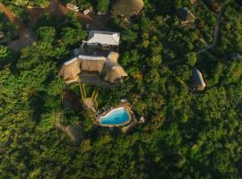 马尼亚拉湖野生动物园区酒店