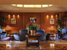 曼佐尼酒店, 米兰