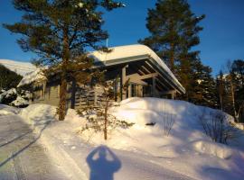 耶尔斯特里阿海特顿酒店, Årdal