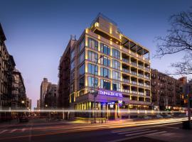 艾伦酒店,位于纽约的酒店