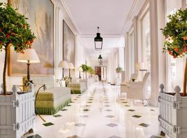 巴黎布里斯托尔酒店 - 奥克特品质酒店