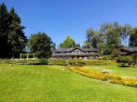Hotel y Cabañas El Parque, Villarrica