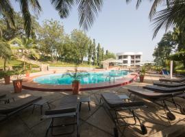沃尔塔酒店, Akosombo