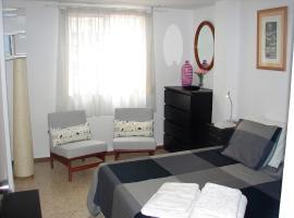 Apartamento de 3 habitaciones junto al Rio Turia