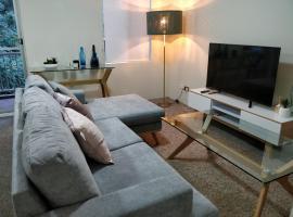 阿尔蒂莫舒适2卧室公寓U344号