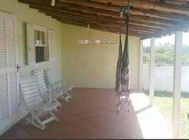 Casa Praia do Camacho -S.C.