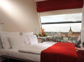 布拉格大都会酒店,位于布拉格的酒店