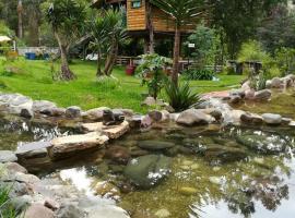 Cabaña en La Calera