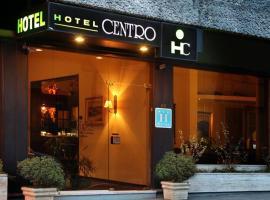 Hotel Centro, San José de Mayo