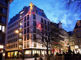 多姆弗瑞赫伊登酒店,位于科隆的酒店