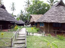 Mafia Beach Bungalows Budget Accommodation, Utende