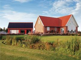 Three-Bedroom Holiday Home in Stouby