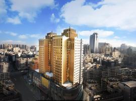 惠州金华悦国际酒店
