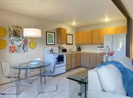 Phinney Suites - One Bedroom Apartment