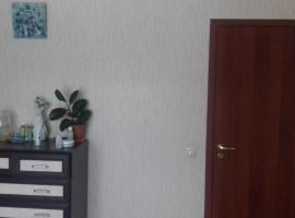 Apartment on Zhivopisnaya