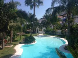 Tropical Apartment