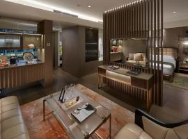 香港置地文华东方酒店,位于香港的酒店