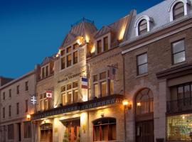 维多利亚庄园酒店, 魁北克市