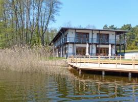 Bootshaus am Wockersee