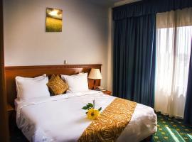 瓦加杜古辉煌酒店