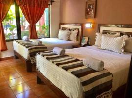 兰乔埃斯特罗玛酒店, San Luis